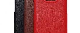 Coque en cuir pour iPhone 4 et 4S