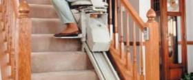 Les avantages du monte escalier électrique
